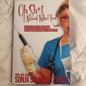 Funny & informative nurses book